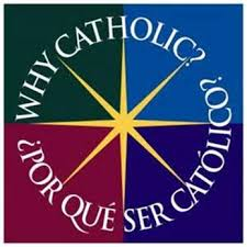 Why Catholic Logo